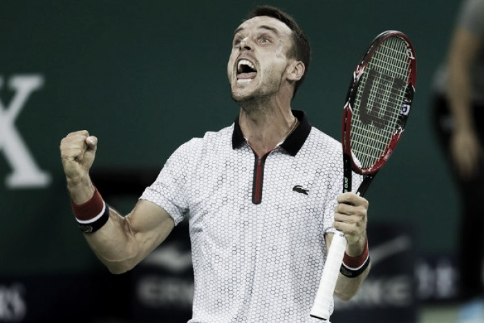 ATP Shanghai: Roberto Bautista Agut stuns Novak Djokovic to reach first Masters 1000 final
