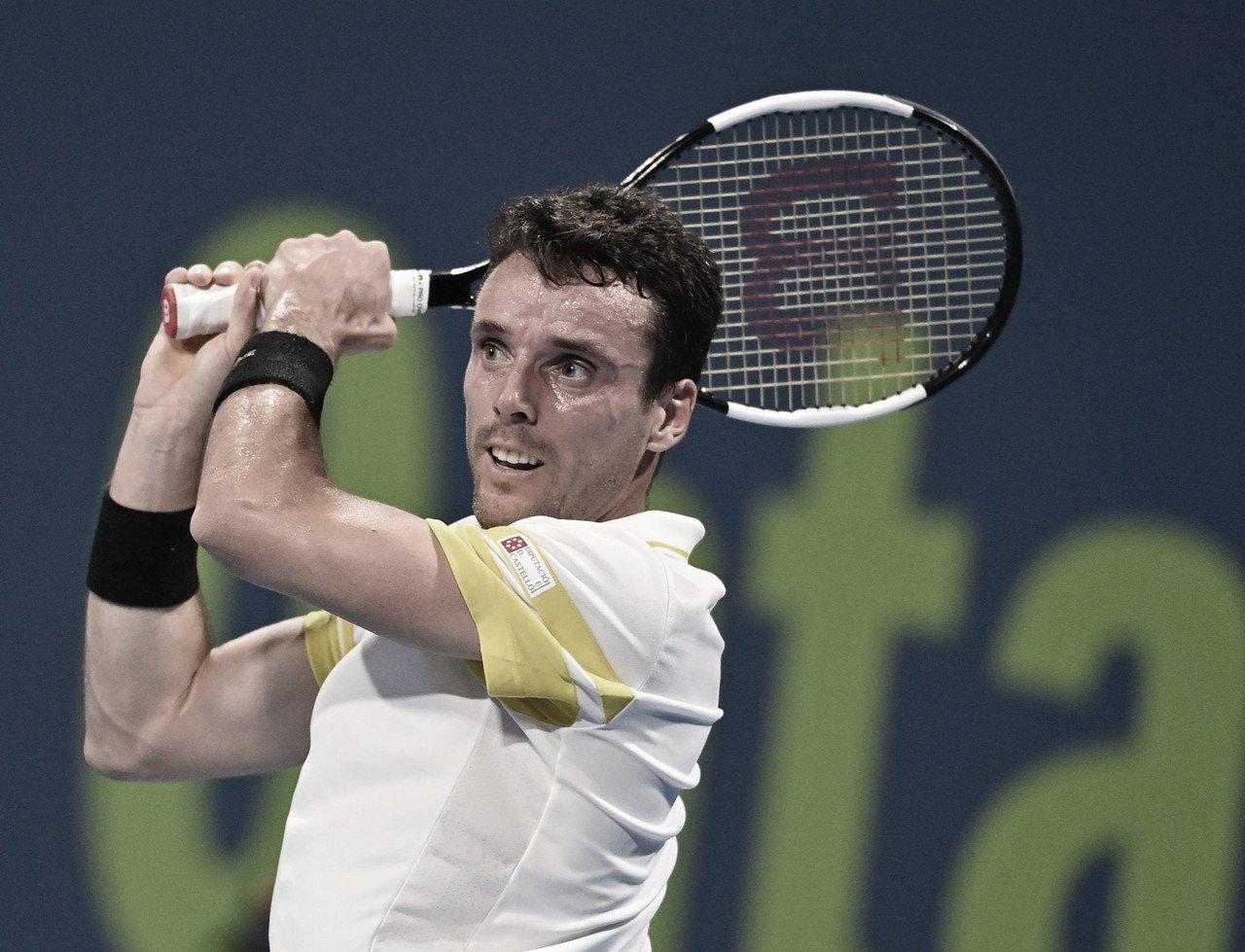 Bautista-Agut vence jogo equilibrado com Thiem e é semifinalista em Doha