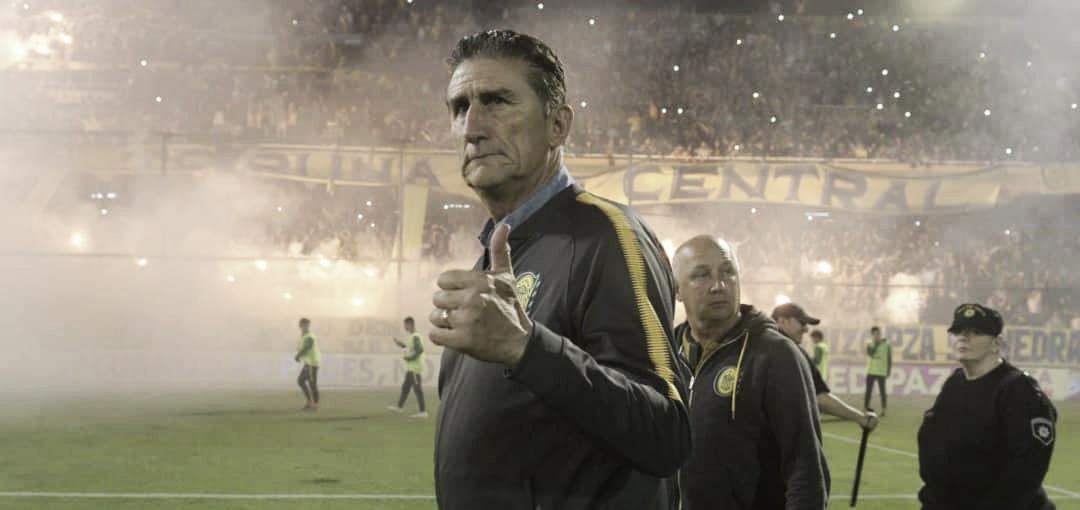 """Edgardo Bauza: """"El equipo hizo un gran partido"""""""