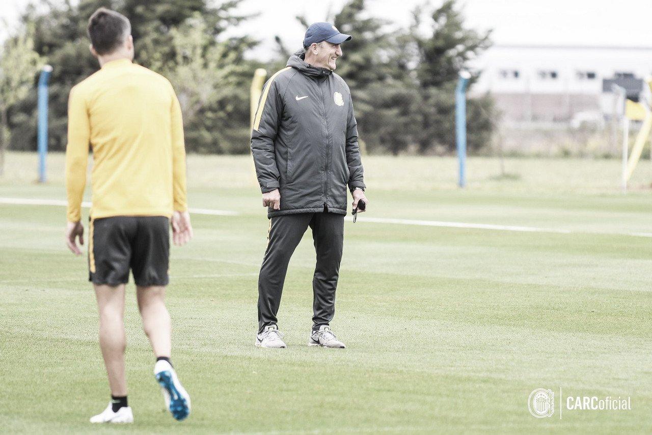 """Edgardo Bauza: """"Voy a confirmar el equipo mañana"""""""
