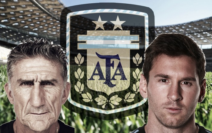 Cónclave Bauza – Messi