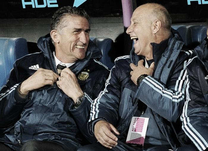 "Bauza: ""Me imagino adentro de la Copa del Mundo"""