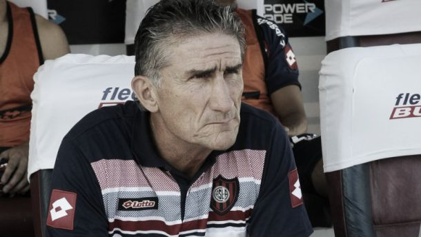 """Edgardo Bauza: """"La actitud fue un valor importante"""""""