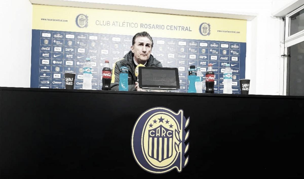 """Edgardo Bauza: """"Fue un partido duro como lo habíamos previsto"""""""