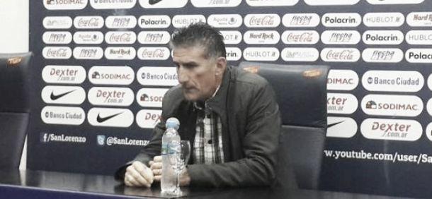 "Bauza: ""Ya hablé con Bertolo"""