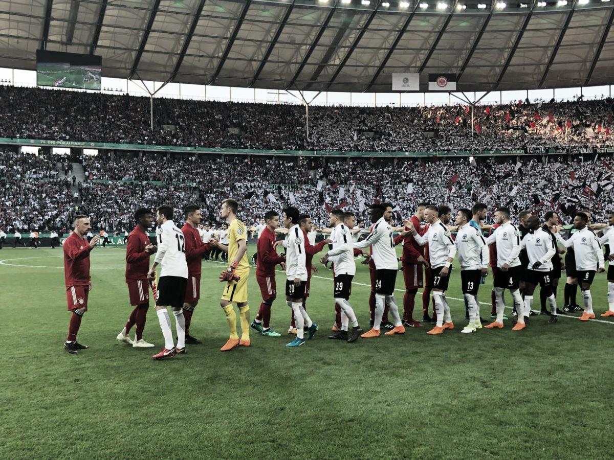 Previa Eintracht Frankfurt - Bayern Múnich: la revancha inmediata