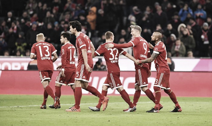 Após início ruim e retorno de Heynckes, Bayern de Munique dispara em busca do inédito hexa