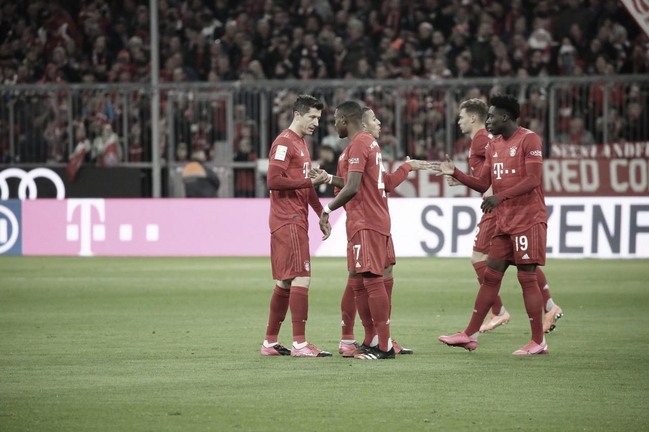 No confronto direto, Bayern de Munique empata com RB Leipzig e segue líder da Bundesliga