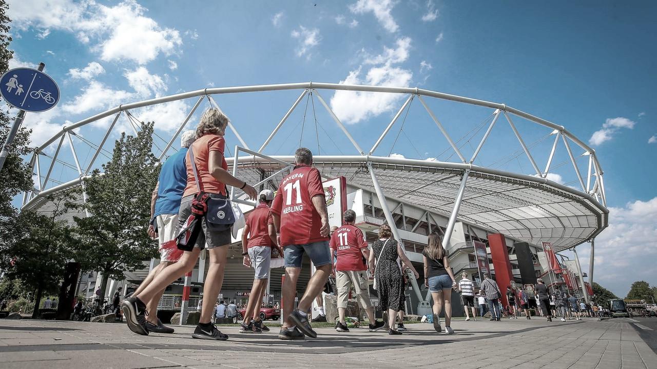 Bayer Leverkusen anuncia presença de público na primeira eliminatória da Copa da Alemanha