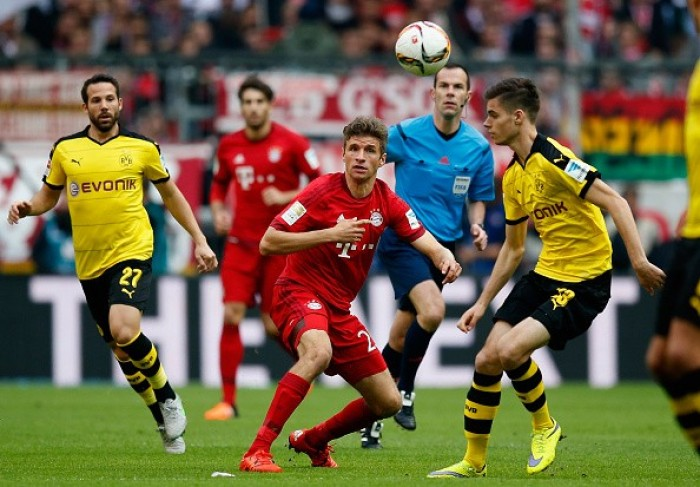 Bayern - Dortmund: in palio la DFB Pokal