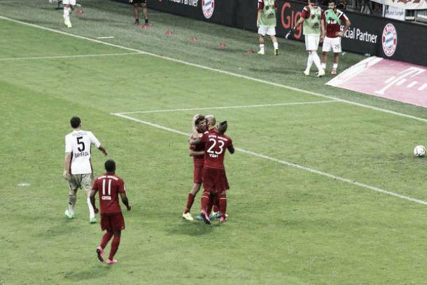Bayern al limite del surreale: senza difesa vince 3-0 sul Leverkusen