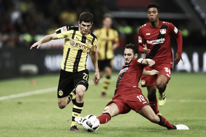 Previa Borussia Dortmund - Bayer Leverkusen: una prueba difícil en el Signal Iduna Park
