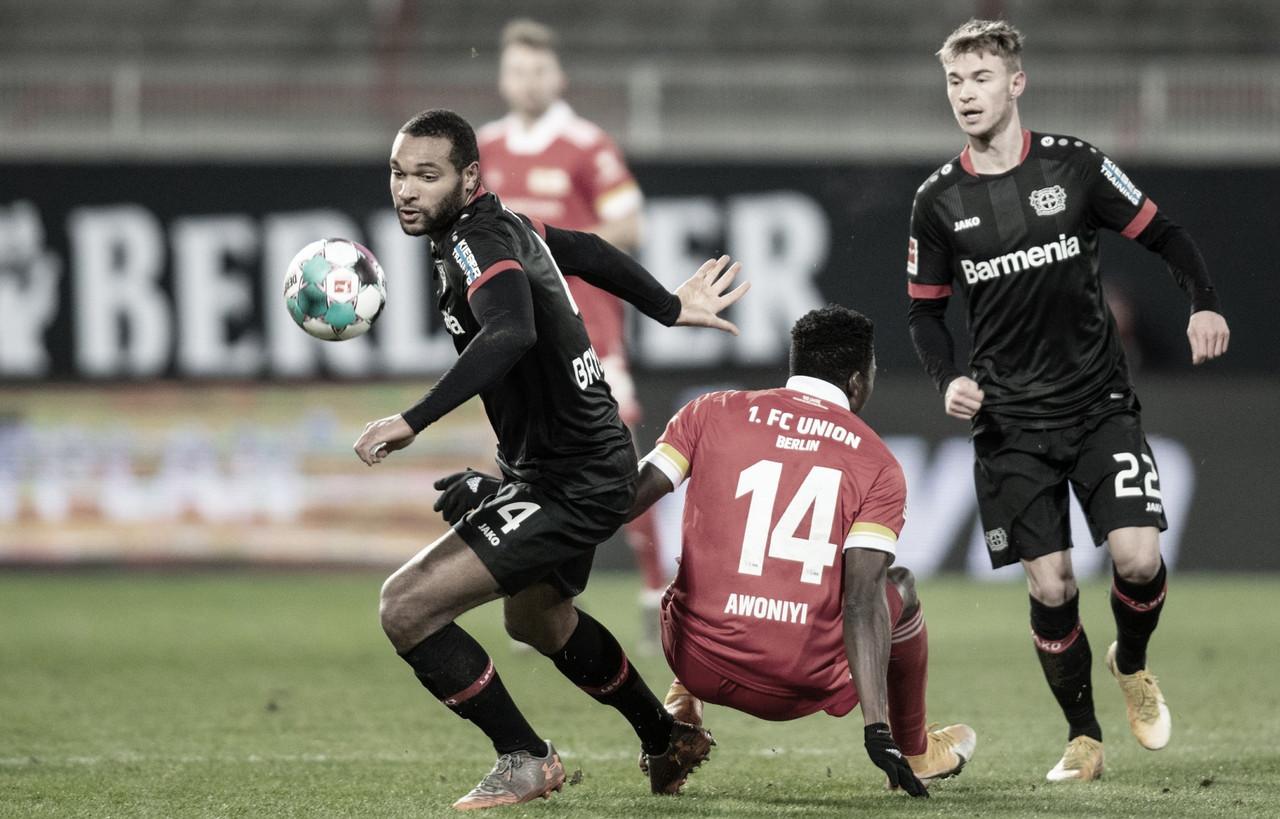 Bayer Leverkusen se garante na próxima Europa League ao empatar com Union Berlin
