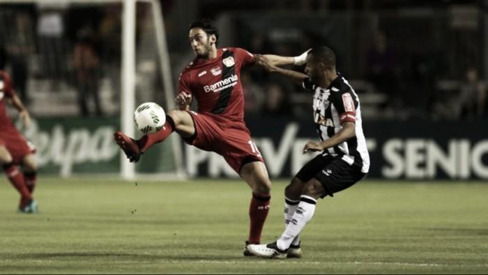 Resultado Atlético-MG 0-1 Bayer Leverkusen na Florida Cup 2017