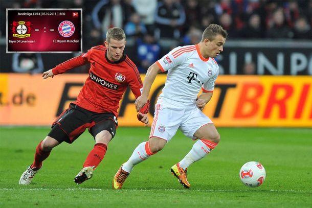 Leverkusen - Bayern Munich en live commenté de la Bundesliga