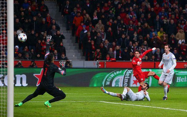 Champions League: la furia del Bayer, un Atletico vuoto