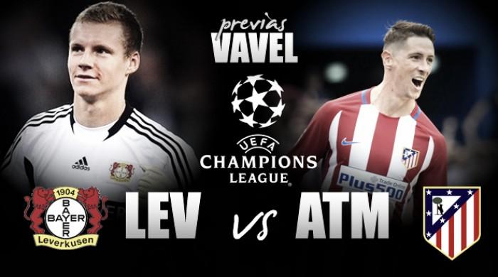 Champions League, Atletico Madrid di scena alla BayArena: Leverkusen primo ostacolo per Simeone