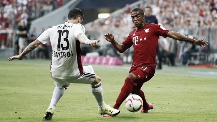 Resumen Bayern - Leverkusen en Bundesliga 2016 (2-1)