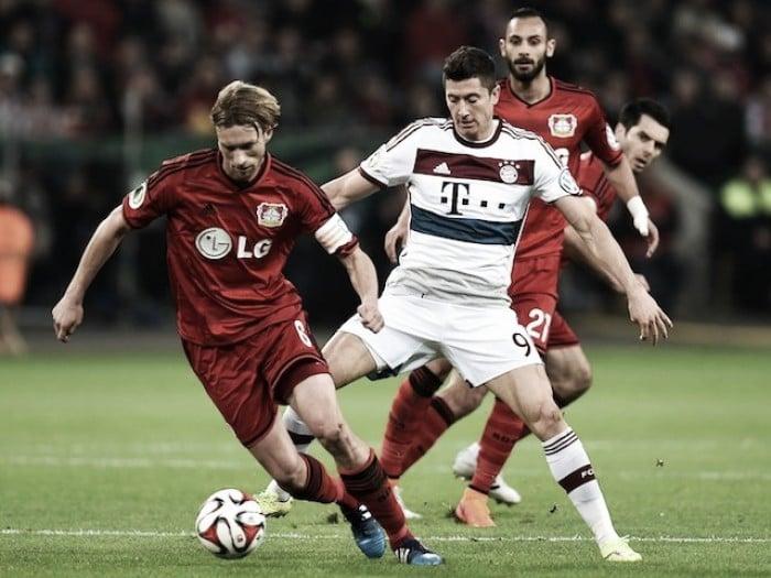 Resultado Bayer Leverkusen vs Bayern de Múnich en Bundesliga 2016: 'El Cementerio de los Goles'(0-0)