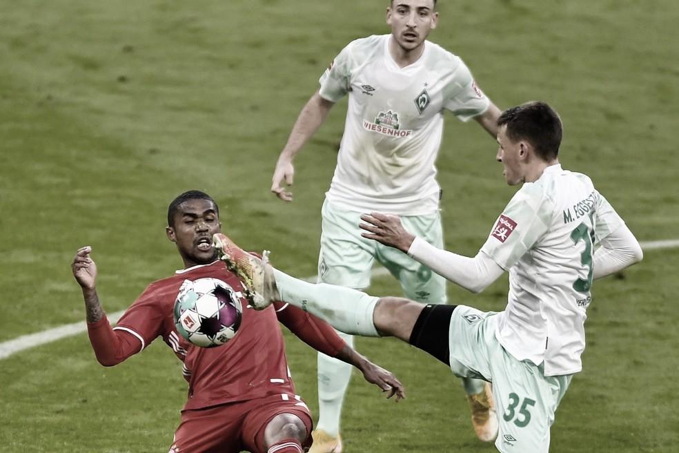 Bayern 1 a 1 Werder Bremen (Bundesliga/Divulgação)