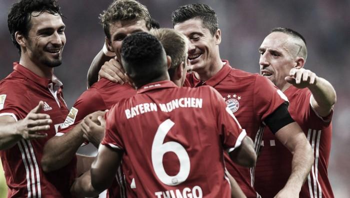 Bundesliga: Bayern esagerato, Ancelotti parte col botto
