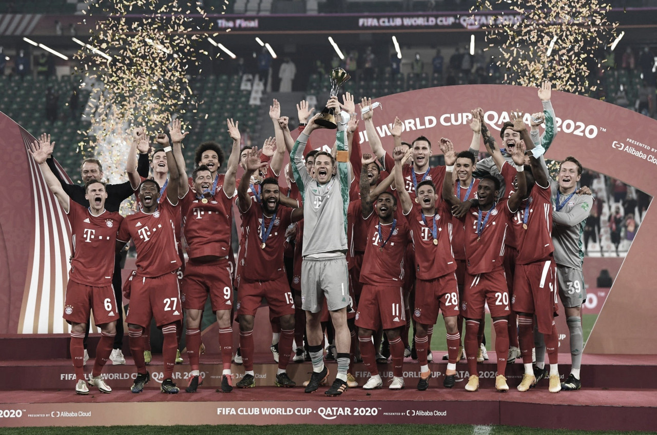 Com gol polêmico, Bayern conquista do título Mundial de Clubes sobre o Tigres