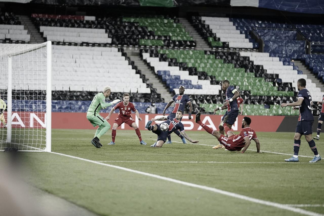 PSG perde em casa, mas elimina atual campeão Bayern da Champions League