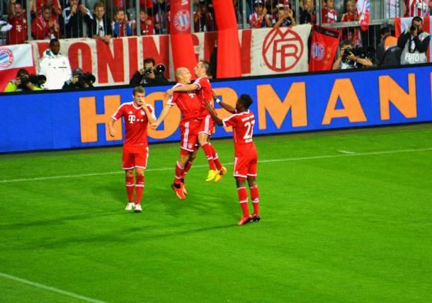 Le Bayern reprend ses bonnes habitudes
