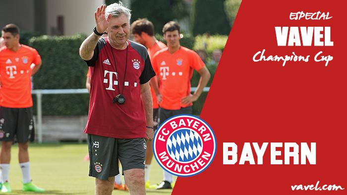 Champions Cup 2016: Reforçado e agora com Ancelotti, Bayern quer manter sua hegemonia