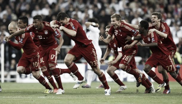 Balance positivo del Bayern Múnich ante equipos españoles