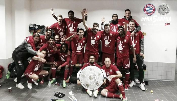 Bayern Monaco, i numeri della stagione