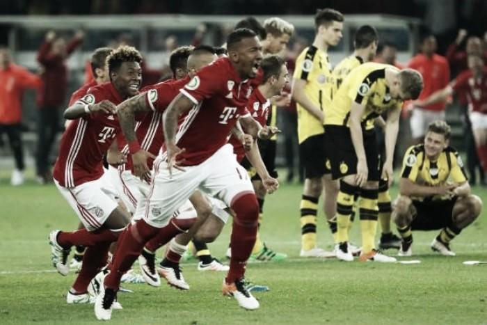 DFB Pokal, ecco il quadro delle semifinali