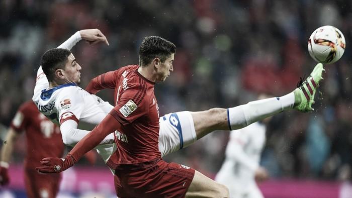 Il Mainz espugna l'Allianz Arena