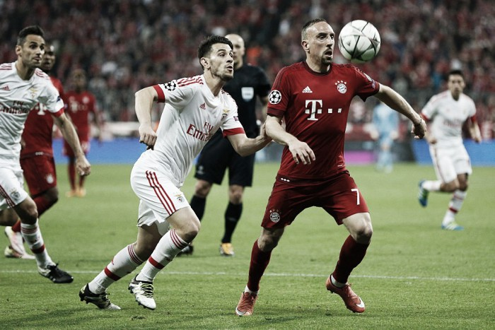 Bayern Monaco-Benfica, le voci del post partita