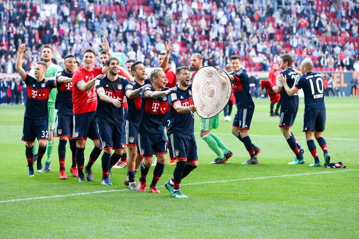 Bundesliga - Bayern Deutscher Meister. Ok Wolfsburg e 'Gladbach, abdica il Colonia