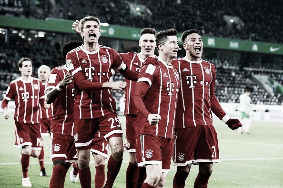 """Thomas Müller destaca elenco do Bayern em virada:""""Equipe é simplesmente incrível"""""""