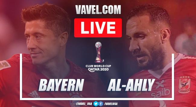 Goles y resumen: Bayern Munich 2-0 Al-Ahly en Mundial de Clubes Catar