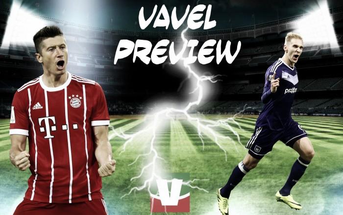 Champions League - Bayern vs Anderlecht: bavaresi in cerca di riscatto