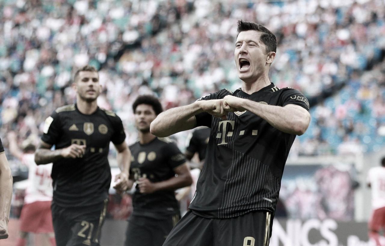Bayern vence Leipzig fora de casa e encosta na liderança da Bundesliga