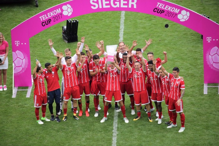 TelekomCup: Bayern vence Werder Bremen e conquista primeiro título da pré-temporada