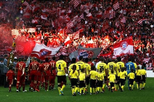 Bayern Munich vs Borussia Dortmund: Old foes do battle at the Allianz