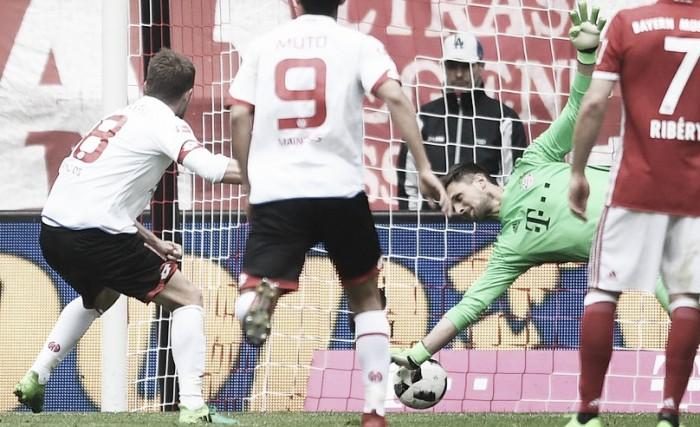 Il sabato di Bundesliga - Il Mainz stoppa il Bayern! Il Werder arriva in zona Europa. Speranza Darmstadt