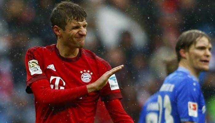 Il sabato di Bundesliga: vincono Bayern e Gladbach, pari tra Hertha e Wolfsburg