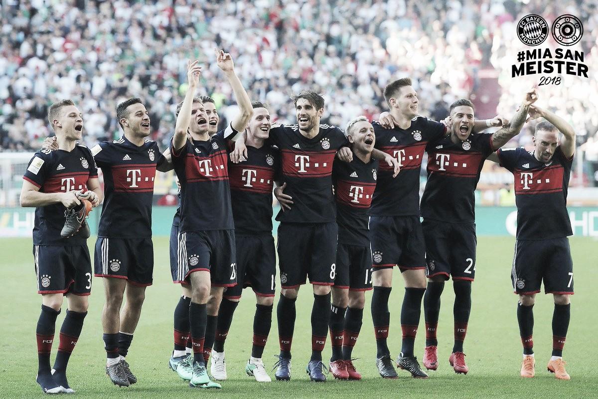 Todavía hay mucho por jugarse en la Bundesliga