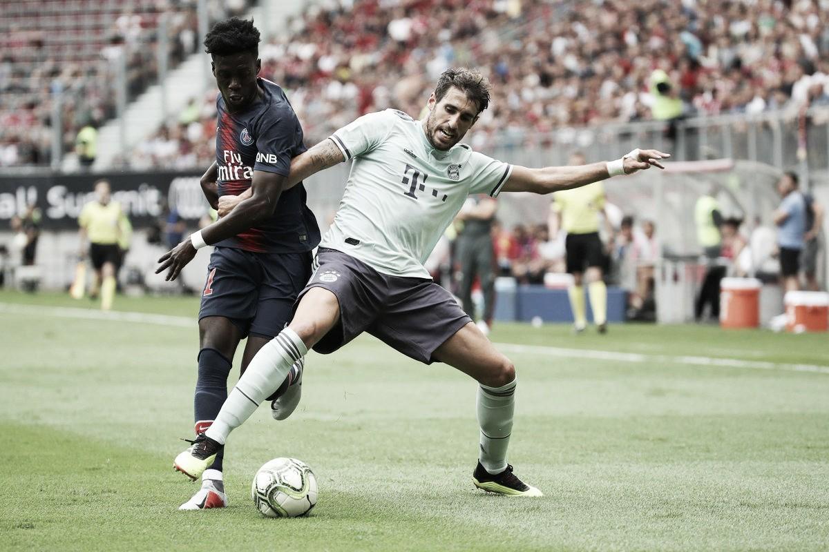 El Bayern venció al Psg en el debut de Gianluigi Buffon