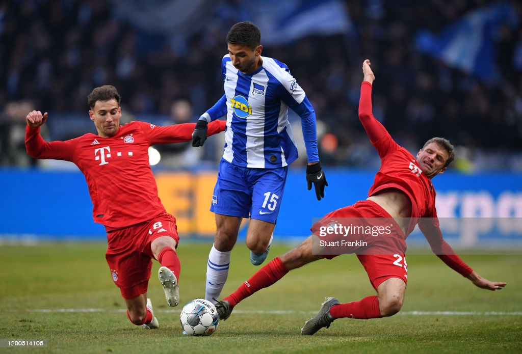 Bayern Munich vs Hertha Berlin preview: How to watch, kick-off time, team news, predicted lineups and ones to watch
