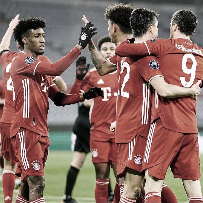 Foto: reprodução Bayern