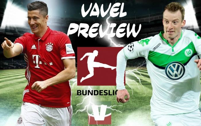 Bundesliga - Il Bayern prova a prendere ritmo: all'Allianz arriva il Wolfsburg