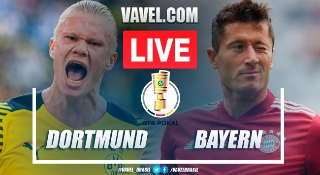 Gols e melhores momentos de Borussia Dortmund 1 X 3 Bayern de Munique pela Supercopa da Alemanha