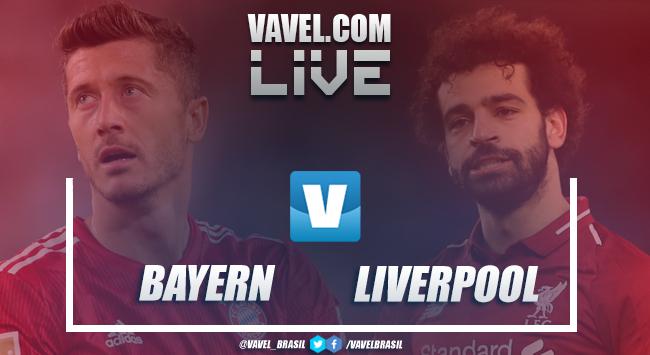 Resultado e gols Bayern e Liverpool pela Champions League 18/19